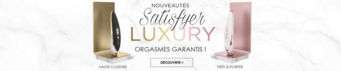 SATISFYER luxury