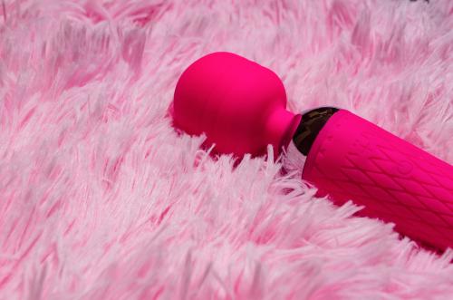 Wand pour stimuler le clitoris